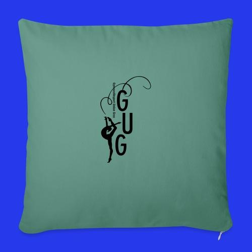 GUG logo - Sofakissenbezug 44 x 44 cm