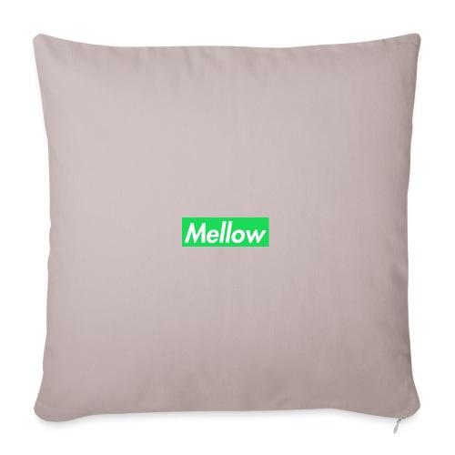 Mellow Green - Sofa pillowcase 17,3'' x 17,3'' (45 x 45 cm)