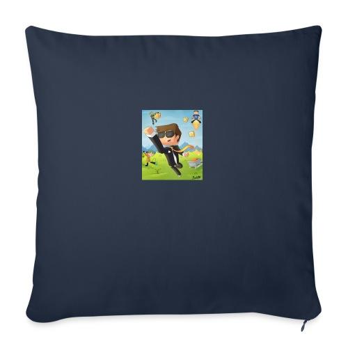 Omgislan - Sofa pillowcase 17,3'' x 17,3'' (45 x 45 cm)
