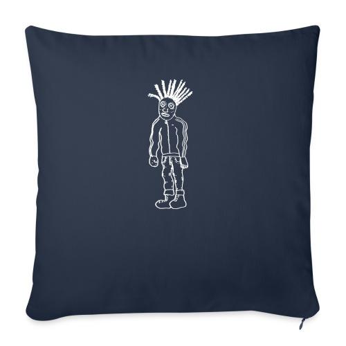 Joshstafari Man - Sofa pillowcase 17,3'' x 17,3'' (45 x 45 cm)