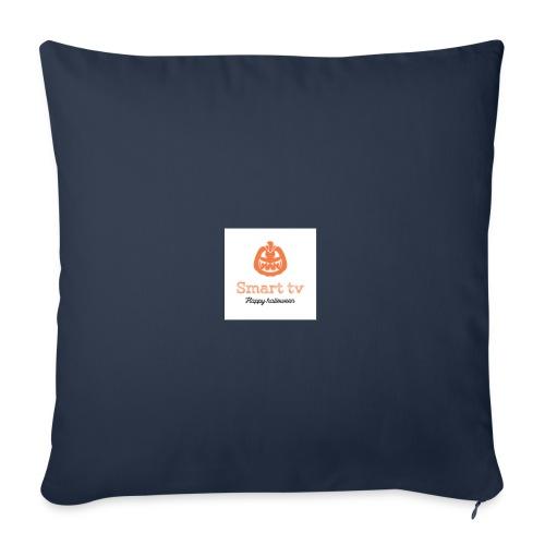 Smart TV Limited Edition Happy Halloween Merch - Sofa pillowcase 17,3'' x 17,3'' (45 x 45 cm)