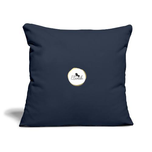 Elionah - Sofa pillowcase 17,3'' x 17,3'' (45 x 45 cm)