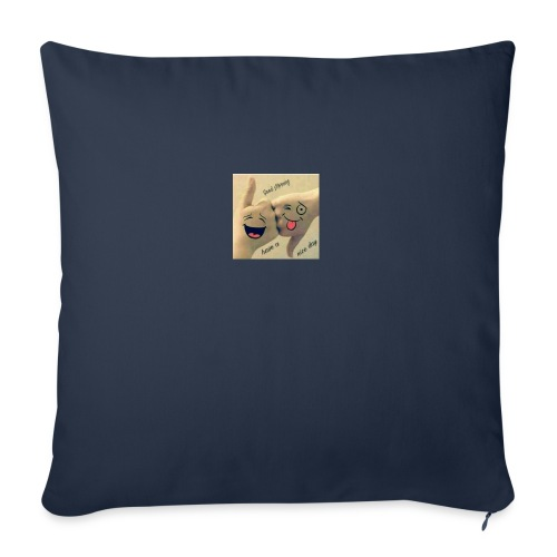 Friends 3 - Sofa pillowcase 17,3'' x 17,3'' (45 x 45 cm)