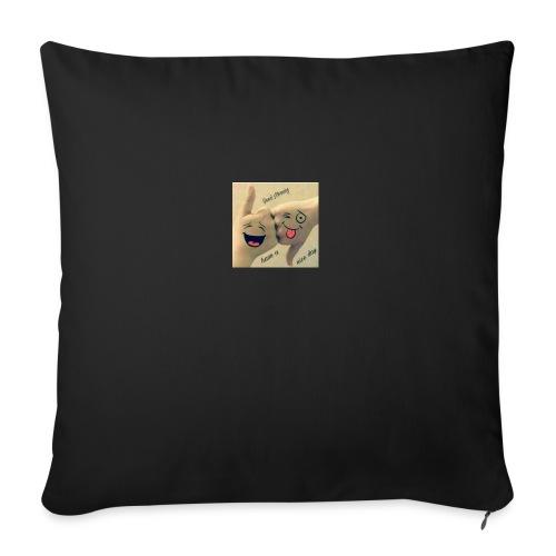 Friends 3 - Sofa pillowcase 17,3'' x 17,3'' (45 x 45 cm)