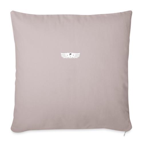 LOGO wit goed png - Sierkussenhoes, 45 x 45 cm