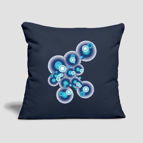 Aquarius - Sofa pillowcase 17,3'' x 17,3'' (45 x 45 cm)