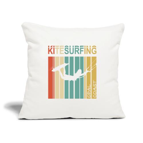 Kitesurfing Opal Coast II - Housse de coussin décorative 45x 45cm