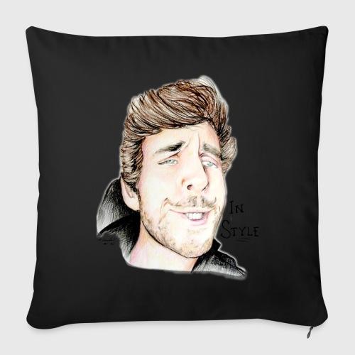 In Style - Sofa pillowcase 17,3'' x 17,3'' (45 x 45 cm)