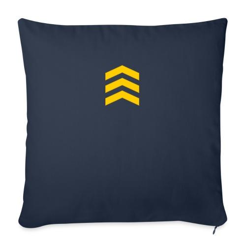 Kersantti - Sohvatyynyn päällinen 45 x 45 cm