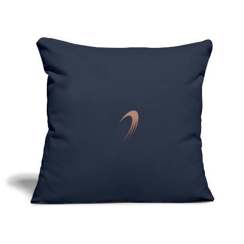 Icone du logo d'IslandGAME - Housse de coussin décorative 45x 45cm