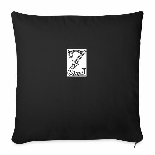 Z - Sofa pillowcase 17,3'' x 17,3'' (45 x 45 cm)