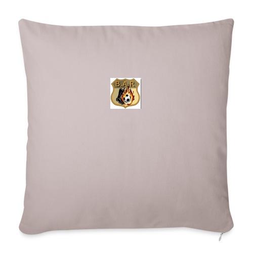 bar - Sofa pillowcase 17,3'' x 17,3'' (45 x 45 cm)