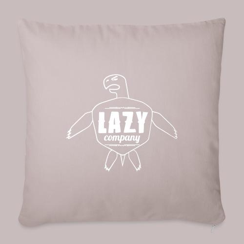Lazy company - Housse de coussin décorative 45x 45cm
