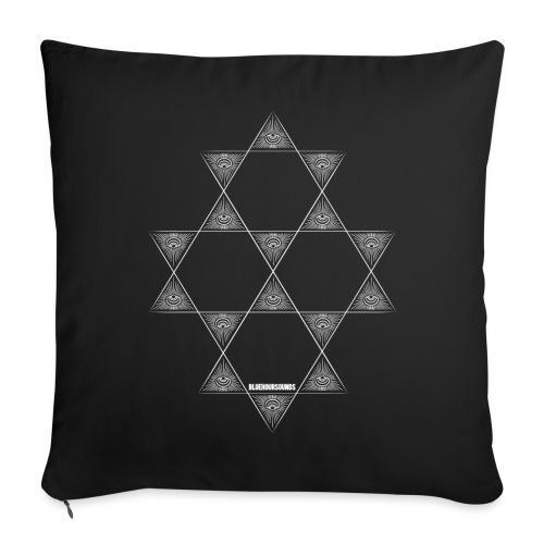 BHS LOGO_pattern-12 - Sofa pillowcase 17,3'' x 17,3'' (45 x 45 cm)