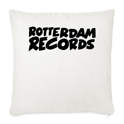 Rotterdam Records - Sofa pillow cover 44 x 44 cm