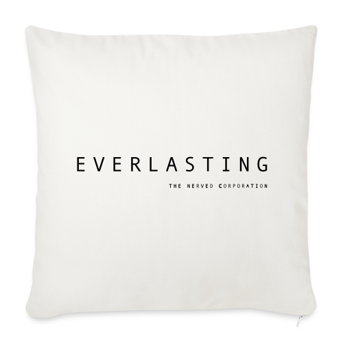 Everlasting TNC - Sofa pillow cover 44 x 44 cm