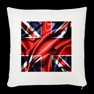 Union Jack design - Sofa pillow cover 44 x 44 cm