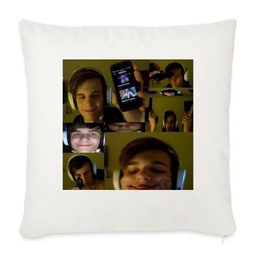miltaptweets - Sofa pillow cover 44 x 44 cm