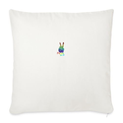 peace - Sofa pillow cover 44 x 44 cm