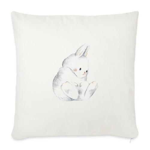 Bunny - Housse de coussin décorative 44x 44cm
