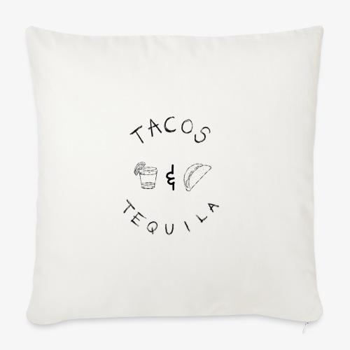 Tacos & Tequila 2 - Sofakissenbezug 44 x 44 cm