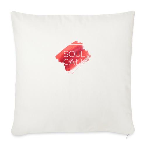 Soulcall - Copricuscino per divano, 44 x 44 cm