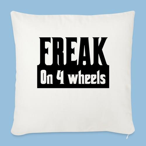 Freakon4wheels - Sierkussenhoes, 44 x 44 cm