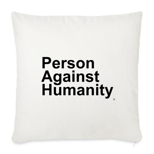 PERSON - Sofa pillow cover 44 x 44 cm