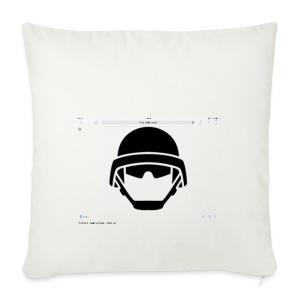 S.W.A.T - Sofa pillow cover 44 x 44 cm