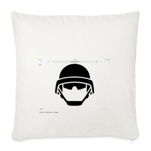 S.W.A.T - Sofa pillow cover 44 x 44 cm