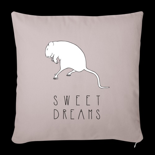 Sweet Dreams Collection - Sofa pillow cover 44 x 44 cm