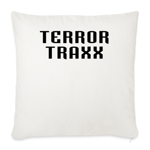 Terror Traxx - Sofa pillow cover 44 x 44 cm