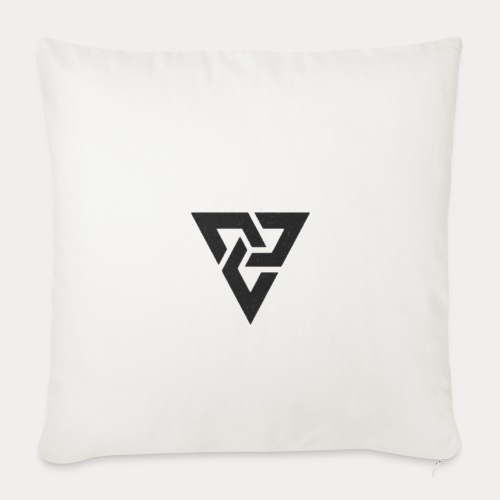 Inferno - Sofa pillow cover 44 x 44 cm