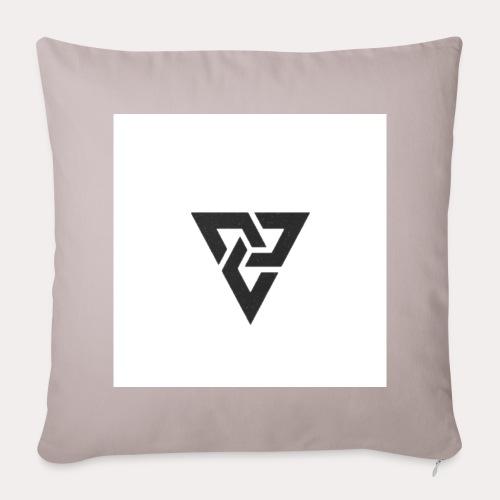 Inferno - Sofa pillow cover 44 x 44 cm