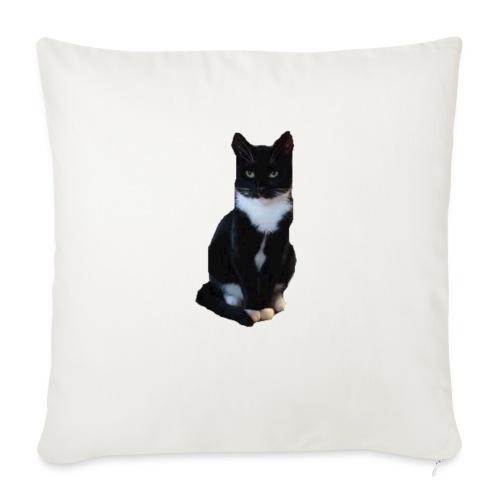 Cat.Nina2017 - Sofakissenbezug 44 x 44 cm