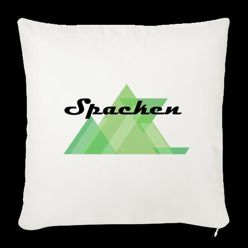 Spacken.net Design #2 - Sofakissenbezug 44 x 44 cm