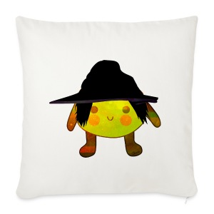 Sister Lemon M - Sofa pillow cover 44 x 44 cm