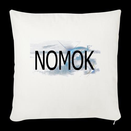 NOMOK edition limité accessoire - Housse de coussin décorative 44x 44cm
