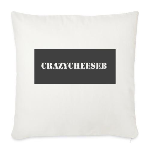 Logo design - Sofa pillow cover 44 x 44 cm