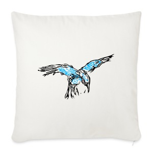 Crow Technological - Sofa pillow cover 44 x 44 cm