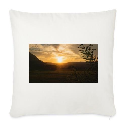 Sunset - Sofakissenbezug 44 x 44 cm