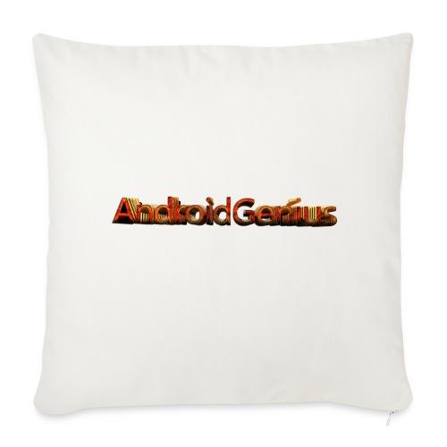 AndroidGenius - Copricuscino per divano, 44 x 44 cm