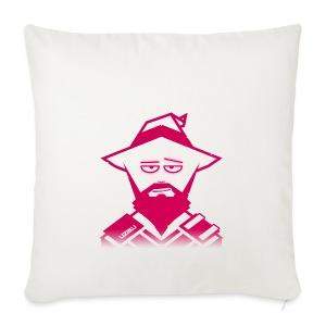 uzalu the Wizard - Sofa pillow cover 44 x 44 cm
