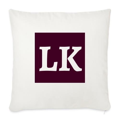 Design produits dérivés - Léna Karova - Housse de coussin décorative 44x 44cm