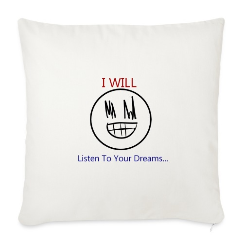 Creepy Pillow-Case - Sofa pillow cover 44 x 44 cm