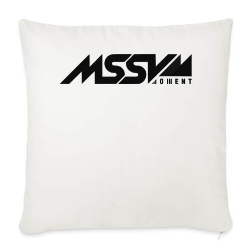 Massive Moment - Sofa pillow cover 44 x 44 cm