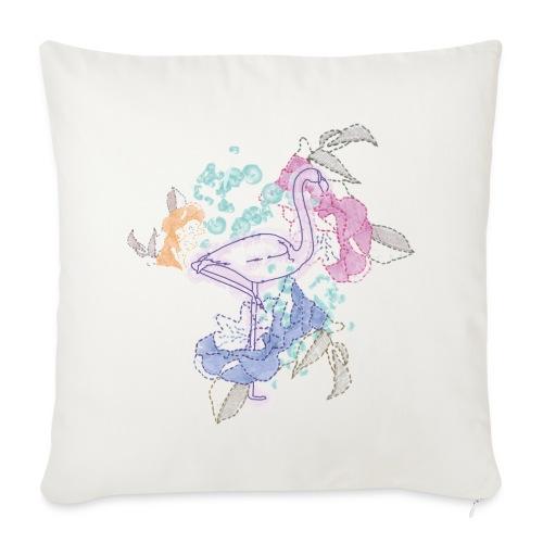 peacock - Sofa pillow cover 44 x 44 cm