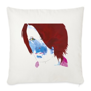 The man from Another galaxy - Sofa pillow cover 44 x 44 cm