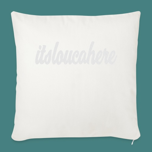 Untitled-2 - Sofa pillow cover 44 x 44 cm