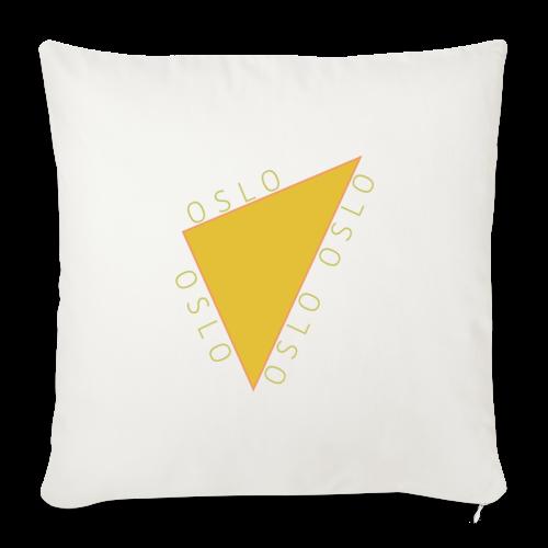 OSLO Collection - Sofaputetrekk 44 x 44 cm
